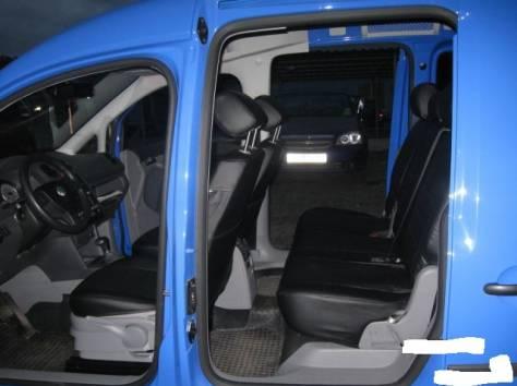 Volkswagen Caddy, 2008, фотография 5