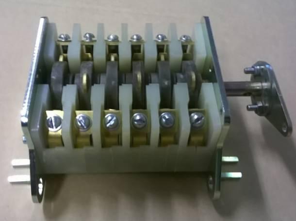 КСА-2, КСА-4, КСА-6, КСА-10, КСА-12, КБО, КБВ. Блок-контакты, фотография 2