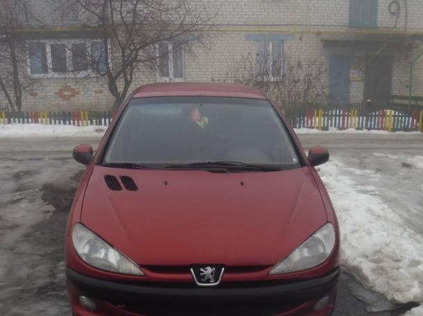 Срочно продаю Пежо 206-2002г.в., фотография 1