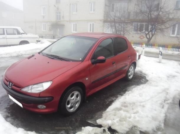 Срочно продаю Пежо 206-2002г.в., фотография 5