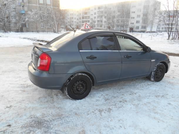 продам учебный автомобиль Hyndai Verna, фотография 1