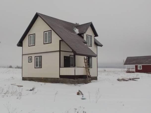 Дом в селе нила