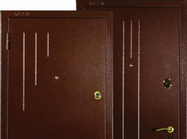 Изготовление металлических дверей, сейф-дверей, фотография 5