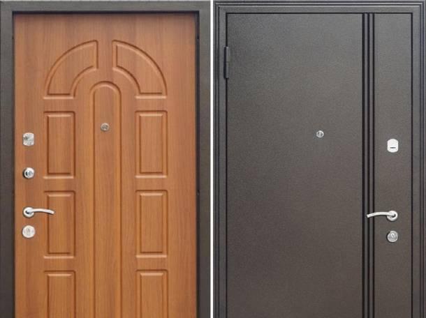 Изготовление металлических дверей, сейф-дверей, фотография 6