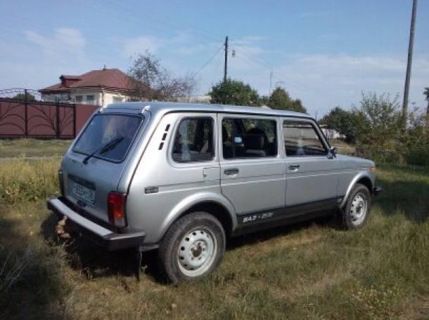 Продам автомобиль Нива 2131, фотография 2