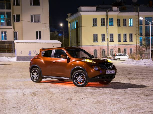 Nissan Juke 2011 1.6T AWD, фотография 1