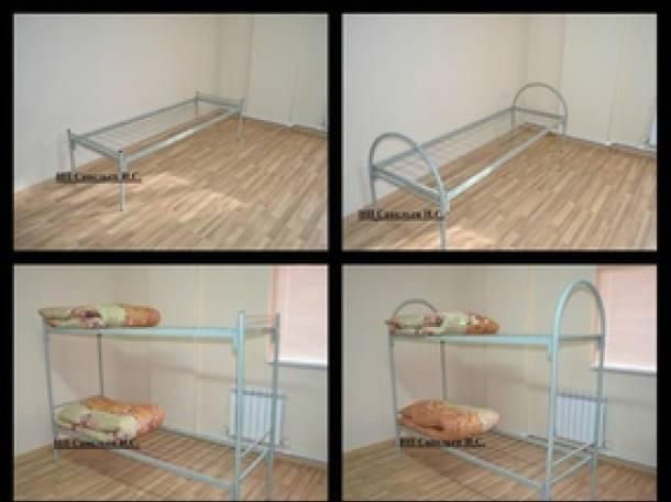 Кровати для рабочих эконом, фотография 1
