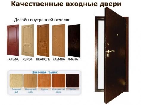 купить входные качественные двери в квартиру москва