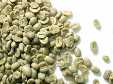 Зеленый кофе в зернах, фотография 3