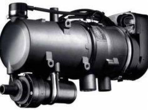Предпусковой подогреватель двигателя Webasto Thermo 90ST, фотография 1