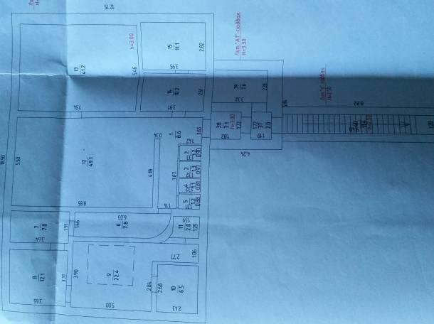 Продаётся здание 320 м2 на 20 сотках в центре Усть-Лабинска, фотография 3