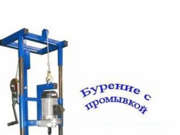 Малогабаритная буровая установка бытовая, фотография 1
