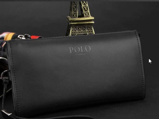 2d253e39cbbe Мужской клатч, кошелек, барсетка POLO Fanke | Прочие сумки в ...