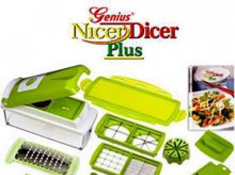 Отличная овощерезка Niser Dicer Plus(Найсер Дайсер Плюс), фотография 2