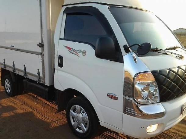 Продам kia bongo3, изотермический фургон, бабочка, фотография 3