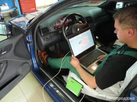 Компьютерная диагностика двигателей, ремонт, выезд на место ремонта авто в  Искитиме/, фотография 1