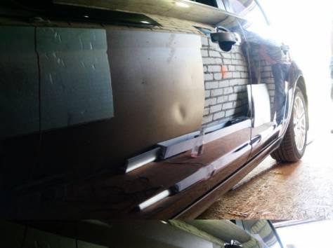 Ремонт и удаление вмятин без покраски, фотография 11