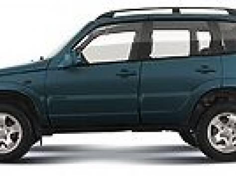 Продам Chevrolet Niva 2011г., фотография 1