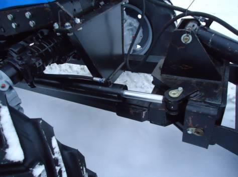Отвал бульдозерный для МТЗ гидроповоротный с усиленной рамой, фотография 6