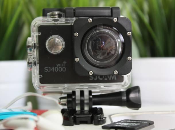 Экшн камеры SJCAM SJ4000 WIFI, фотография 2