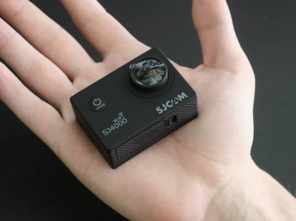 Экшн камеры SJCAM SJ4000 WIFI, фотография 3