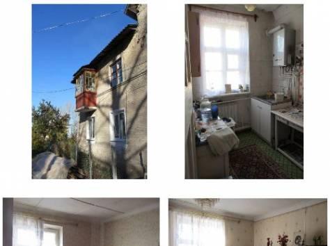 Двухкомнатная квартира от собственника в Рязанской области со всеми удобствами на втором этаже  , фотография 1