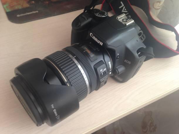 Продам Canon 450D и объектив 17-85is, фотография 1