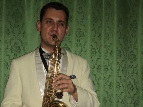 Саксофонист в Ресторан, фотография 3