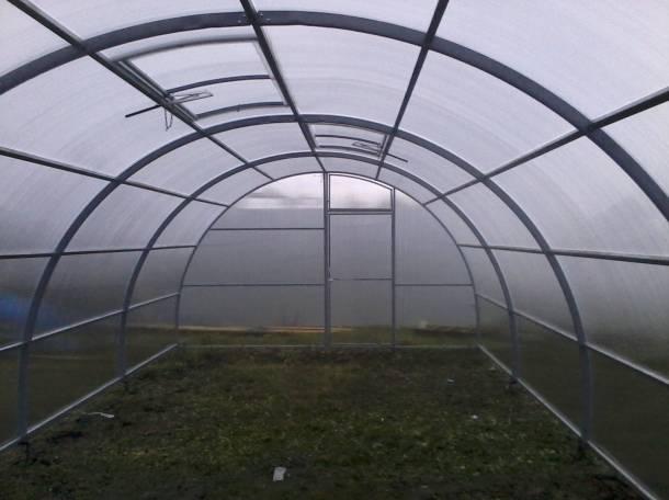 Теплицы фермерские шир. 4, 5, 5.25м, 7.64м., фотография 7