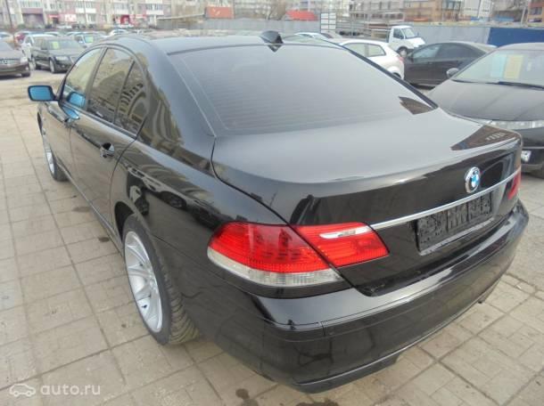 Продается автомобиль BMW 730, фотография 3