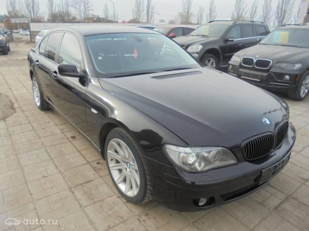 Продается автомобиль BMW 730, фотография 6