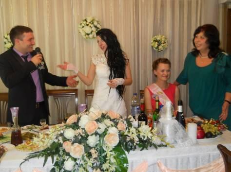 Зажигательная тамада-ведущая,музыка на свадьбу,юбилей,новогодний банкет., фотография 1