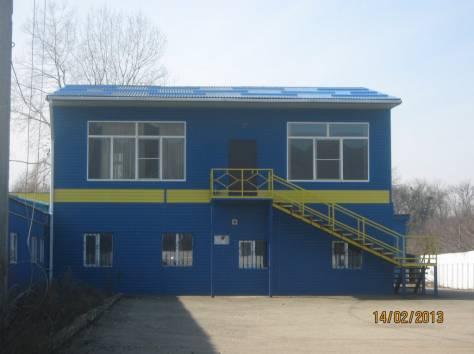 Производственная база в Апшеронске, ул. Комарова, д. 131В, фотография 1