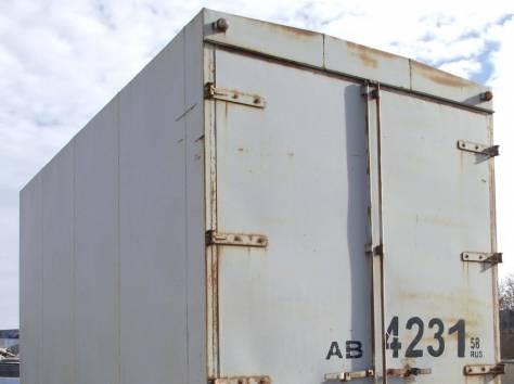 Прицеп фургон ГКБ817, фотография 2