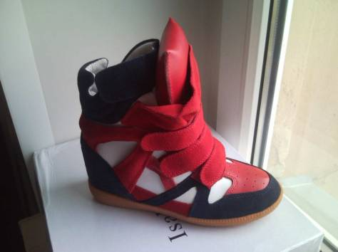 Модная обувь для девушек(Isabel Marant, Ugg), фотография 5