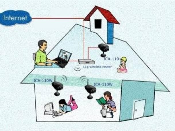 Быстрый интернет без проводов, фотография 1