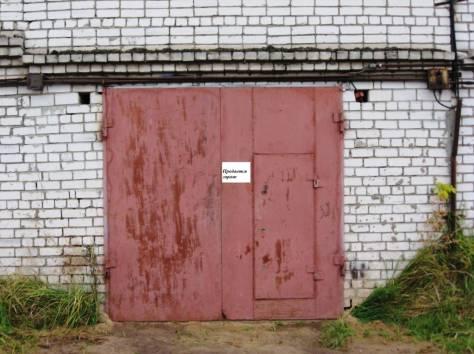 Продам кирпичный гараж в ГК