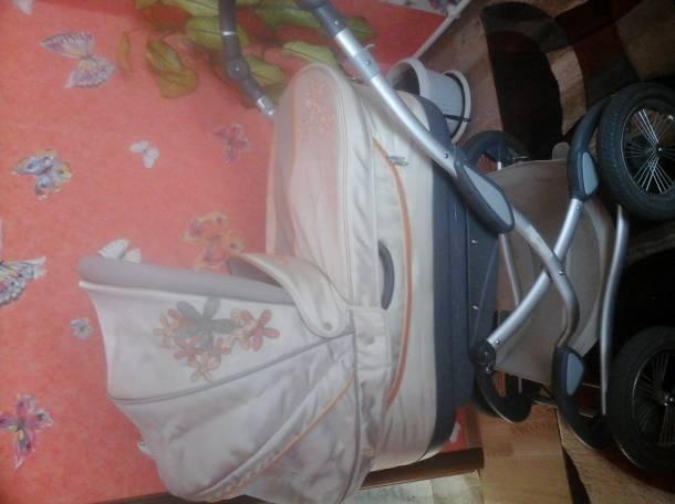 Продаю детскую коляску, фотография 1
