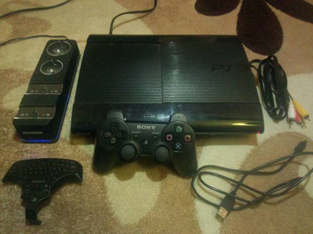 Продам PS3 с аккаунтом 43 игры, фотография 1