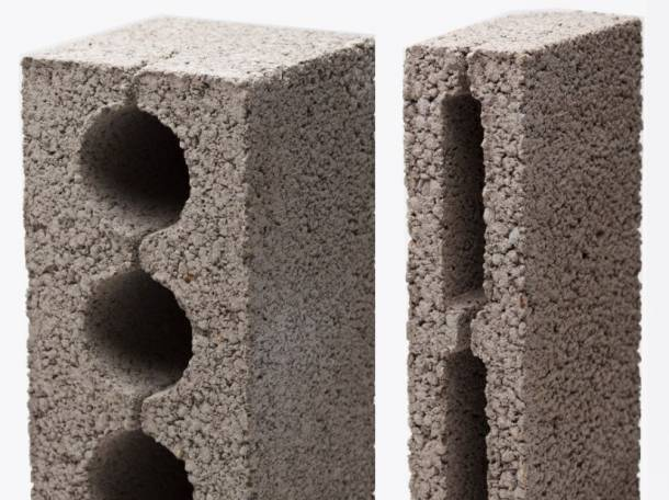Блоки керамзитобетонные к/б, фотография 1