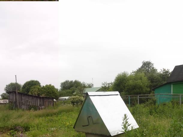 бревенчатый жилой дом Износковский район д. Пушкино, фотография 3