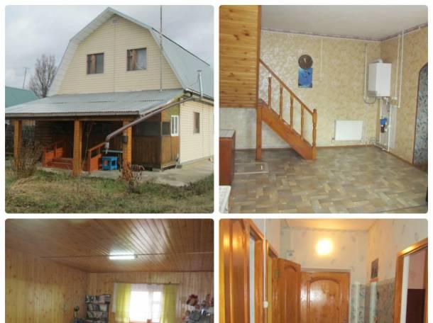 Продается новый брусовой дом на участке 12 соток в г. Карабаново, Владимирская область, фотография 3
