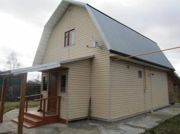 Продается новый брусовой дом на участке 12 соток в г. Карабаново, Владимирская область, фотография 7