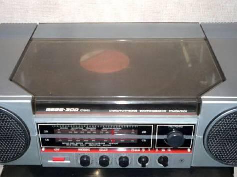 2 радиолы (музыкальный цент) Вега-300 стерео, фотография 1