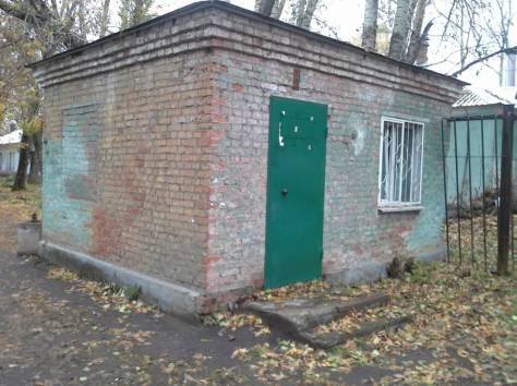 кирпичное здание, фотография 1