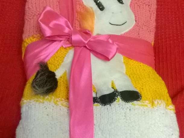 Одеяло, плед, покрывало ручная работа, фотография 5