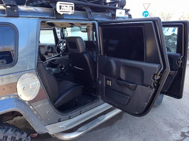 Hummer H1 6,6 авт, фотография 2