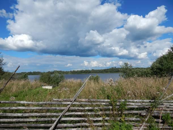 Земля у озера, район д.Пушкино, фотография 3