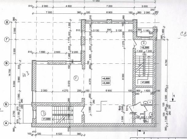 Сдам в аренду помещение свободного назначения, ул. Комсомольская, д. 17, корпус 1, фотография 3