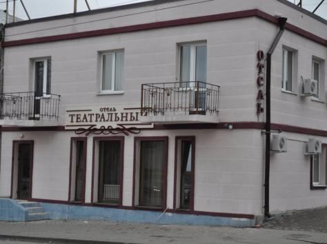 Отель в центре Ростова, Театральный, 37, фотография 1